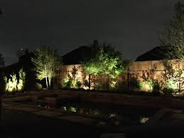 Dallas Outdoor Lighting by Texas Landscape Magazine Everything Landscaping For Texans