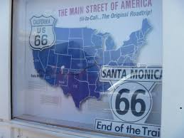 Map Of Route 66 From Chicago To California by Day 17 U2013 Route 66 Victorville To Santa Monica Ca And The End