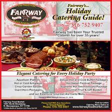 fairway food market gourmet caterers 516 752 9407