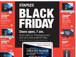 staples black friday 2017 ad has arrived save this way save