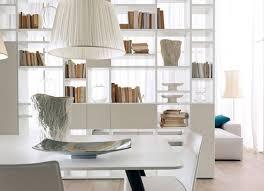 libreria contemporanea librerie componibili modulari foto design mag