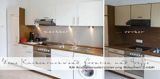 küche renovieren küchenfronten austauschen 37 vorher nachher beispiele küche