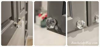 laundry room cabinet knobs batchelors way laundry room reveal or how to pack lots of function