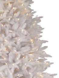 mount washington white artificial tree balsam hill