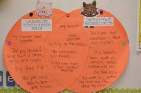 comparing contrasting pigs