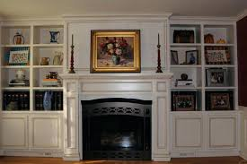Bookcase Fireplace Designs Best Fireplace And Bookcase Ideas Nice Home Design Excellent To