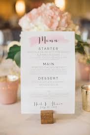 diy wedding menu cards wedding rentals wedding menu vineyard wedding and diy wedding