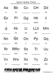 practice alphabet alphabet practice printable