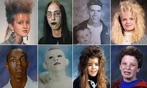 yearbook uk say cheese the world s worst yearbook photos range from strange
