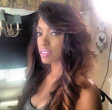 what is porsha stewart hair line or weaves porsha stewart hair i will be trying her clip ins line her hair