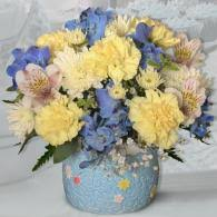 baby shower flower centerpieces bridal baby showers by new look floral design in rochester mn
