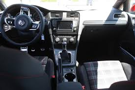 volkswagen golf gti 2015 interior review 2015 volkswagen gti performance pack mk7 the truth
