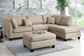 Sofa Ottoman Set Sectional Sofa With Ottoman Etechconsulting Co
