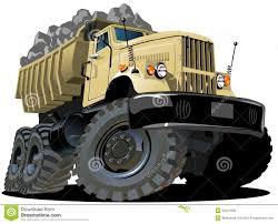 dump truck vector cartoon dump truck royalty free stock photo image 22214335