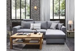 canapé avec méridienne but canapé 4 places un confort toujours plus grand
