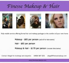 makeup artist school cost mobile makeup artist and hair stylist for high school formals