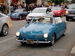 karmann ghia vw karmann ghia convertible spotted in carmel ca mind over motor