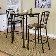 small bistro table indoor bar stools 5 piece counter height