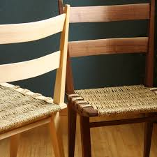 Seagrass Chairs Seagrass Modern Chairs Warnock Woodwork