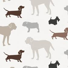 Dog Duvet Covers Brown And Gray Dogs Duvet Cover Carousel Designs