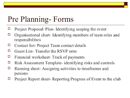 Planning Checklist Business Event Project by Event Management