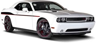 dodge challenger car excitement with sixt rent a car