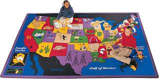 Classroom Rugs Cheap Map Carpets