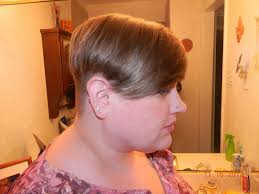 history on asymmetrical short haircut the pixie revolution all the blonde has been cut off mrs mac s