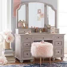 bedroom vanity sets teen bedroom vanities vanity sets pbteen