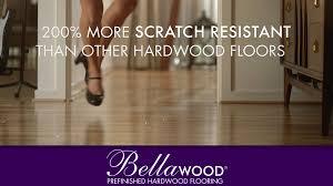 Scratch Resistant Laminate Wood Flooring Bellawood Spring 2015 Youtube