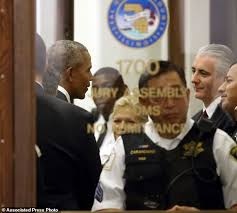 Make Up Classes In Chicago Barack Obama Shows Up In Chicago For Jury Duty Not Chosen Daily