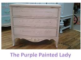 how to make a u201cwash u201d with chalk paint the purple painted lady