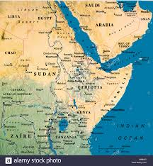 World Map Africa by Map Of Saudi Arabia And Africa Wiring Get Free Images About