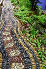 Garden Stone Ideas by 11 Best Up The Garden Path Images On Pinterest Landscaping