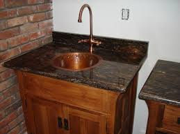 Oak Bar Cabinet Hand Made Arts And Crafts Quartersawn Oak Bar Sink U0026 Cabinet By
