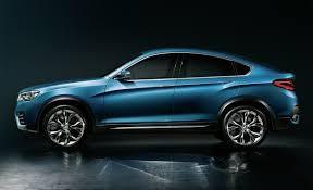 bmw x4 car bmw x4 concept images leaked ahead of likely shanghai auto