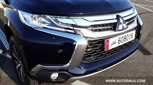 mitsubishi montero 2017 mitsubishi montero sport 2016 test drive youtube
