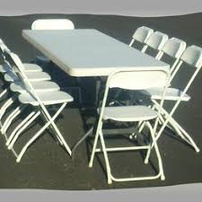 rentals chairs and tables party rentals cape may county nj russ rents