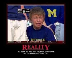 Michigan Football Memes - ohio state michigan jokes and funny pics