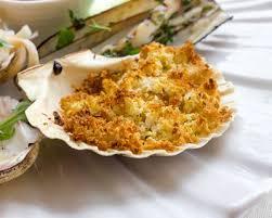 cuisiner noix st jacques recette coquilles st jacques à la bretonne