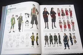 book review legend korra book 4 balance art