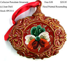 collector ornaments 29 95 collector painted