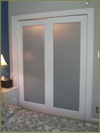 Opaque Window Film Lowes by Master Bedroom Doors Frosted Glass Closet Doors From Lowes For