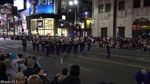 marine band san diego sleigh ride 2015 hollywood christmas