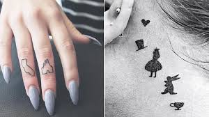 21 subtle disney tattoos that will enchant you to neverland and