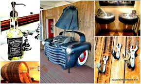 Home Decor For Man Diy Mancave Decor 19 Creative And Inspiring Diy Decor And