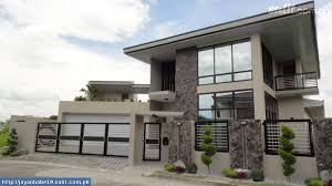 Awesome 2 Storey Modern House Designs In The Philippines Bahay w