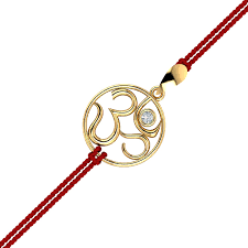 buy rakhi online buy gold rakhi online for your diamond studded rakhi for
