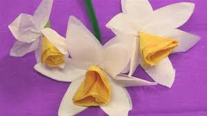 guide to making daffodil decorations video dailymotion