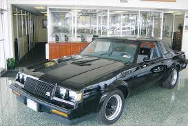 reynolds buick gmc blog fast friday part vi gnx the grand